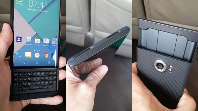 BlackBerry Venice. (techradar.com)