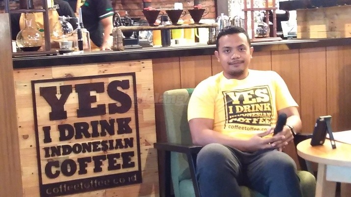 Coffee Toffee Malang. (deny/malangvoice)