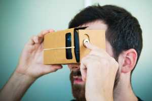 Cara melihat video virtual reality dengan Google Cardboard