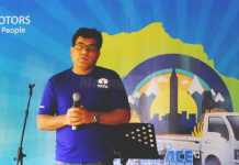 Marketing Advisor Tata Motor Distribusi Indonesia, Manoj Arora.