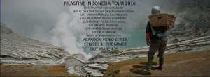 Filastine Indonesia Tour 2016