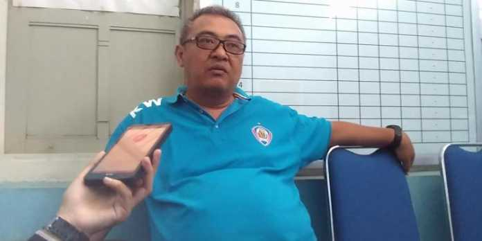 General Manager Arema Cronus, Ruddy Widodo
