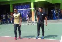 Fun futsal Arema Goes to School