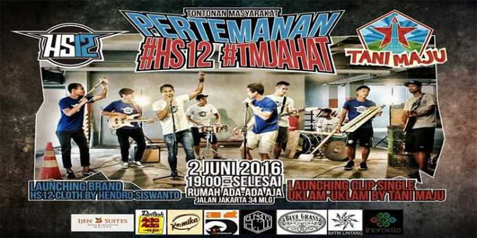 Poster launching brand HS12. (Deny)