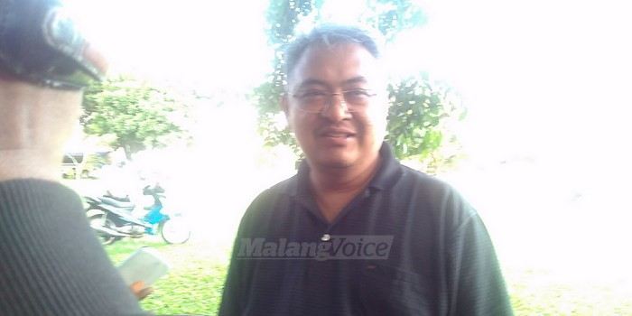 General Manager Arema, Ruddy Widodo.