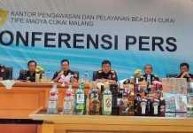 Pers Conference di KPPBC