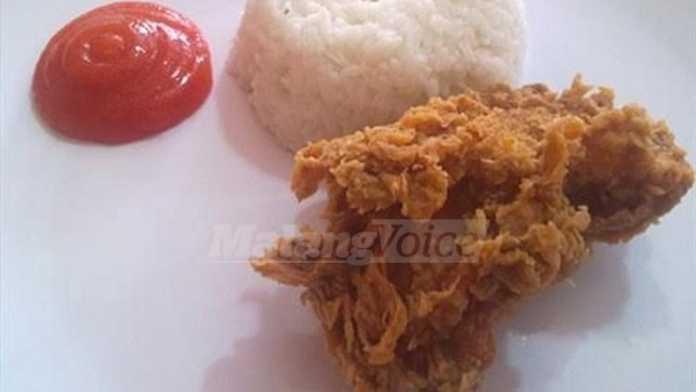 ayam goreng (anja)