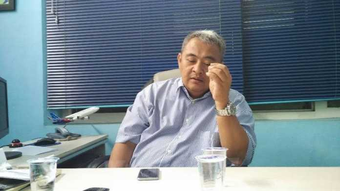 General Manager Arema FC, Ruddy Widodo. (deny)