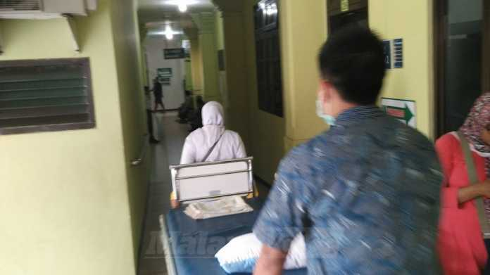 Kondisi ruang ICU RS Lavalette. (deny)