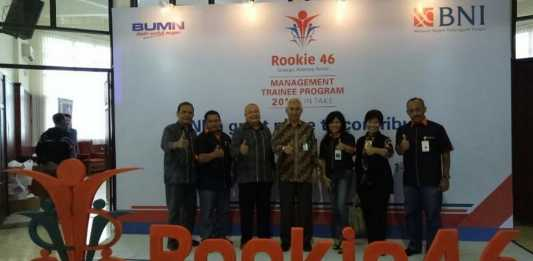 Program Rookie 46 BNI. (Ist)