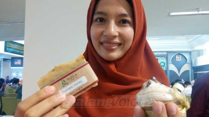Aqila the handmade soap. (Anja arowana)