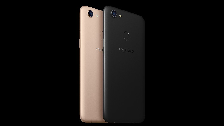 Oppo F5 Youth. (Istimewa)
