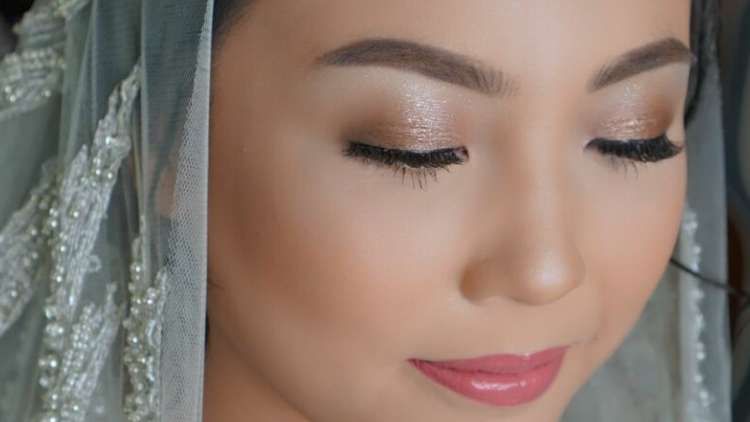 Make Up Natural dan flawless oleh Gandhi Hidayatullah. (Istimewa)