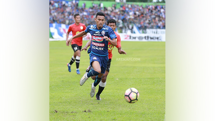 Arema FC. (Arema FC Official)