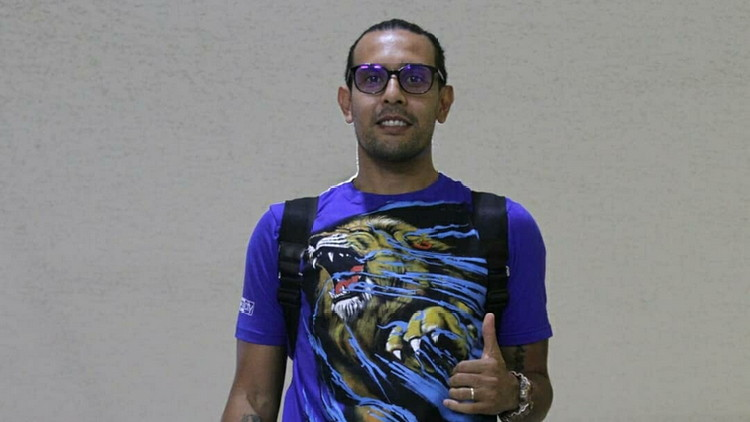 Gustavo Lopez. (AremaFC Official)