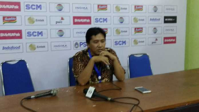 Media Officer Arema FC. (deny rahmawan)