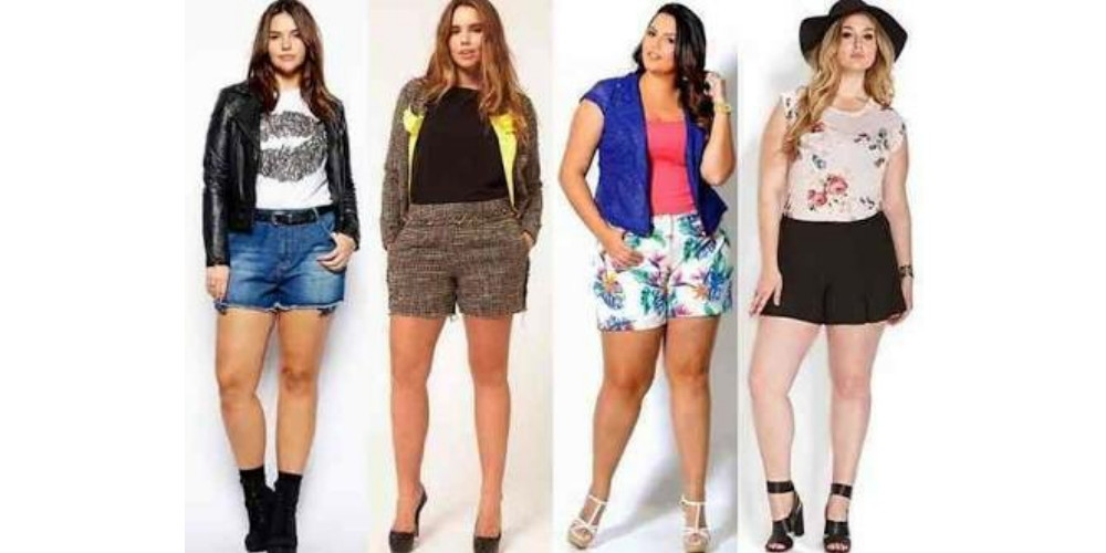 Fashion tips for fat girl. (4Nids)