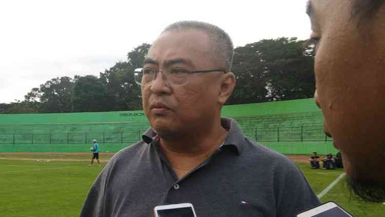 General Manager Arema FC, Ruddy Widodo. (deny rahmawan)