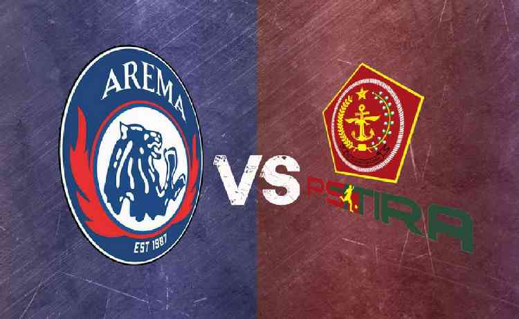 Arema FC vs PS Tira. (Mvoice)