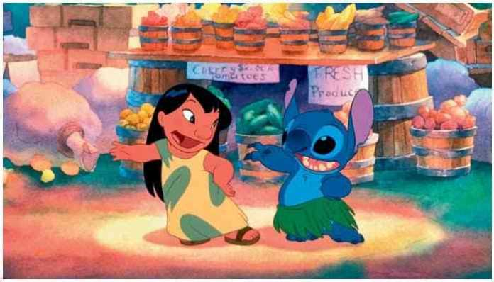 Lilo and Stitch. (Alternative Press)