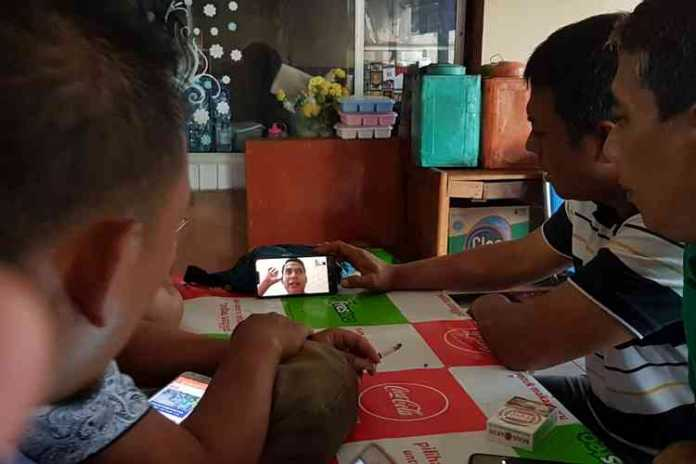 Suasana Video Conference di Polres Malang. (Istimewa)